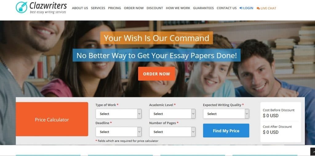 Top College Essay Writer Website Usa