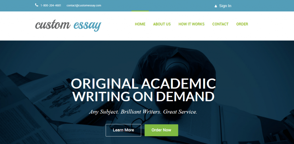 High School Dropout Essay Customessaycom English Essays For High School Students also Best English Essays Detailed Customessaycom Review From Essayuniverse Essay My Family English