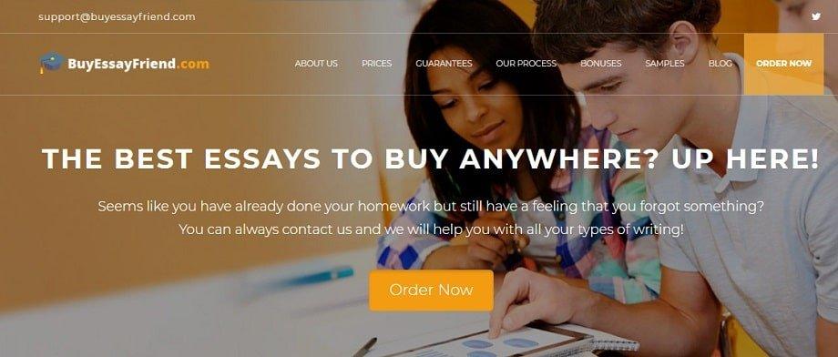 BuyEssayFriend.com review