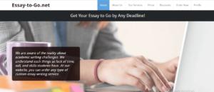 Essay-to-Go.net review
