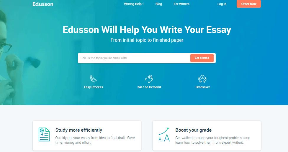 Edusson review
