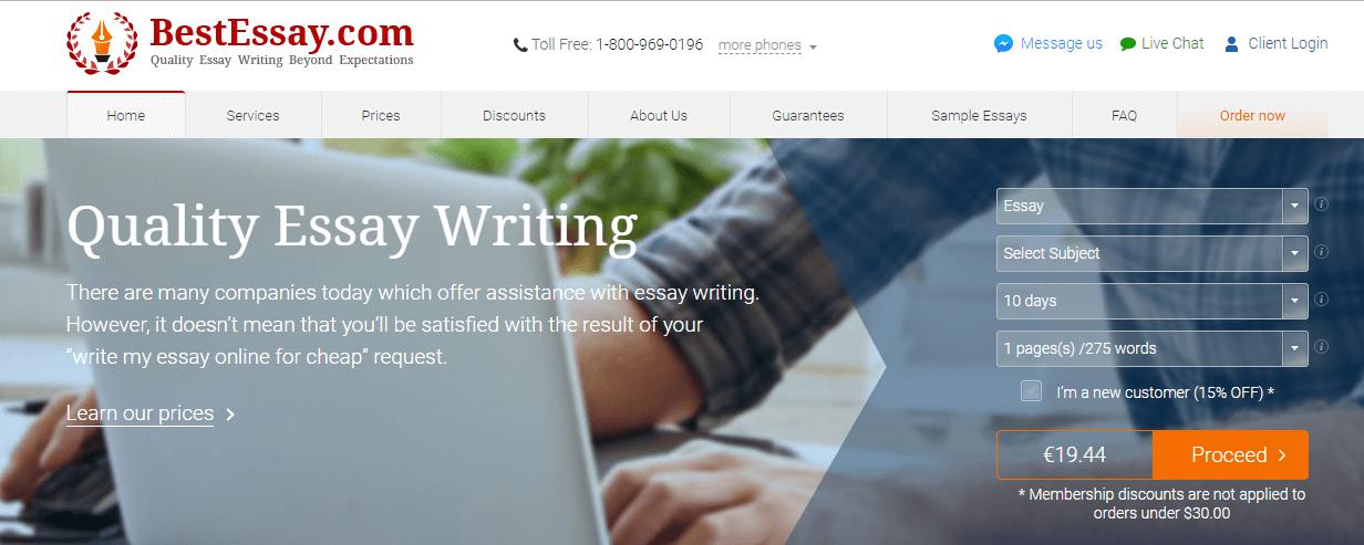 Top 10 essay writing services argumentative writing essay