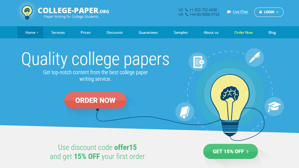 College Paper review