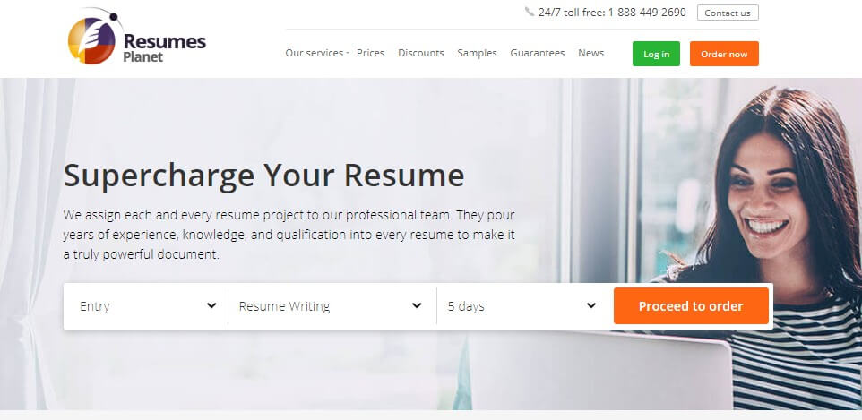 resumesplanet, resume writing service