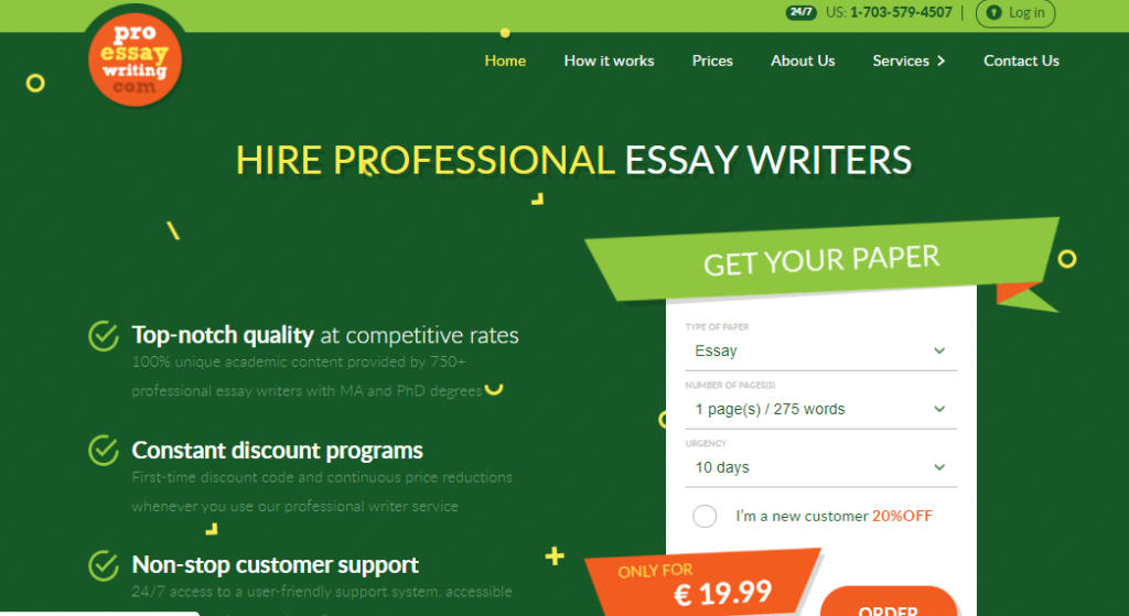 proessaywriting review